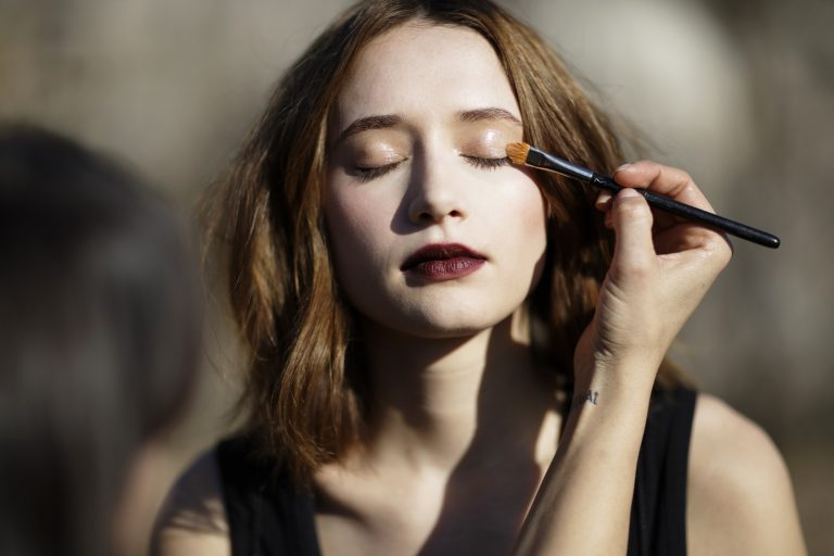 Makeup Artist Cécile Anton